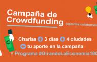 Conoce el Programa de Charlas y Conferencias de Christian Felber y campaña #GirandoLaEconomia180°