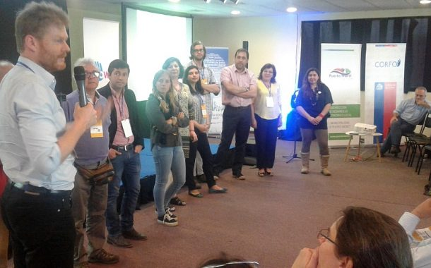 Puerto Montt: Emprendedores aprendieron en torno a modelo económico del bien común