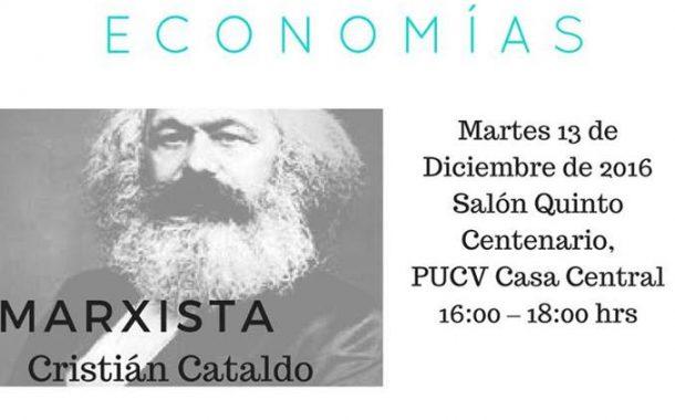 """Foro """"Economía Marxista, Del Bien Común y Ecológica"""""""