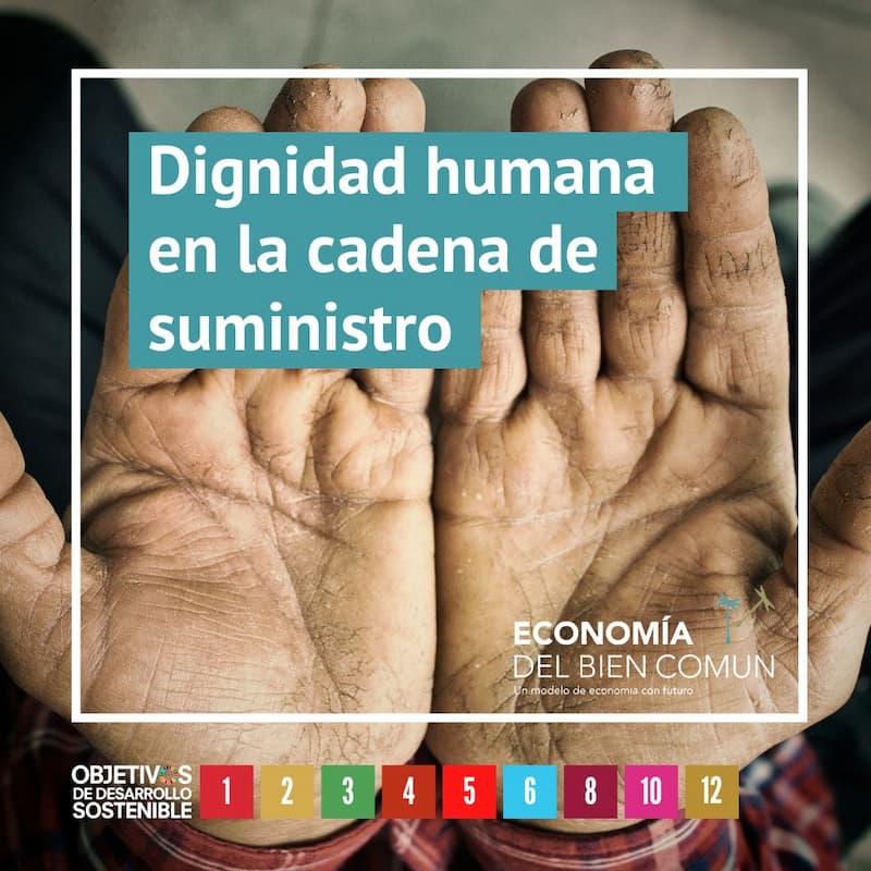 Dignidad humana en la cadena de suministro