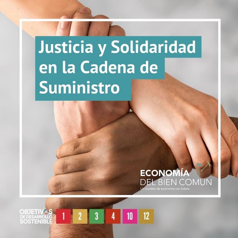 Justicia y Solidaridad en la cadena de suministro
