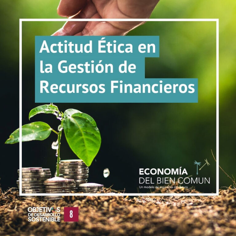 ¿ cómo entendemos la ética Financiera?