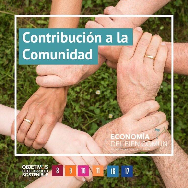 Contribicion a la comunidad
